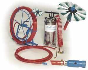 аппаратура для дезинфекции вентиляции