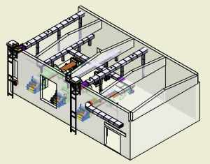 схема вентиляции цеха