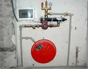 Электродный котел в отоплении