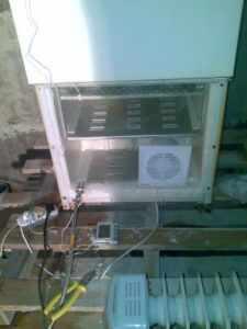 Осушитель из старого холодильника
