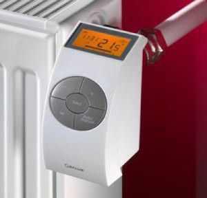 Сервопривод для радиаторов