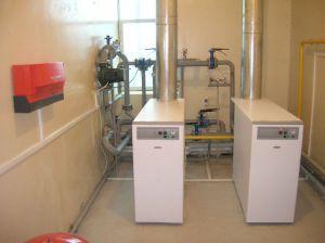 газовая котельная частного дома