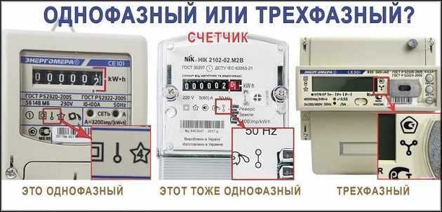 электросчетчики