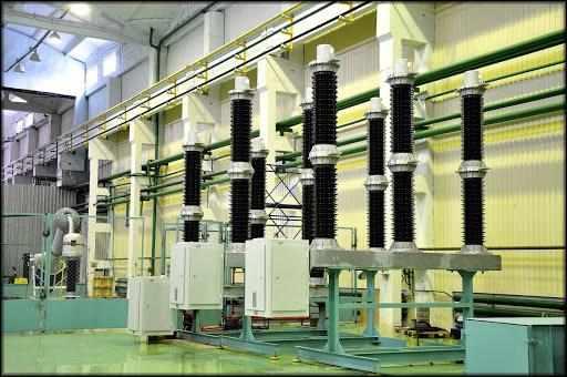 Пружинно-гидравлическое элегазовое оборудование
