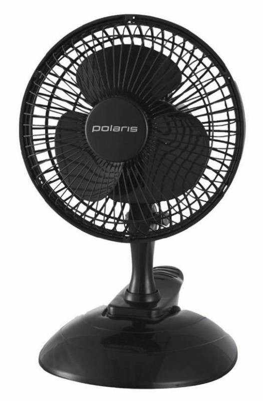 Настольный вентилятор 4