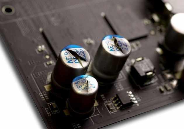 Твердотельный конденсатор 5