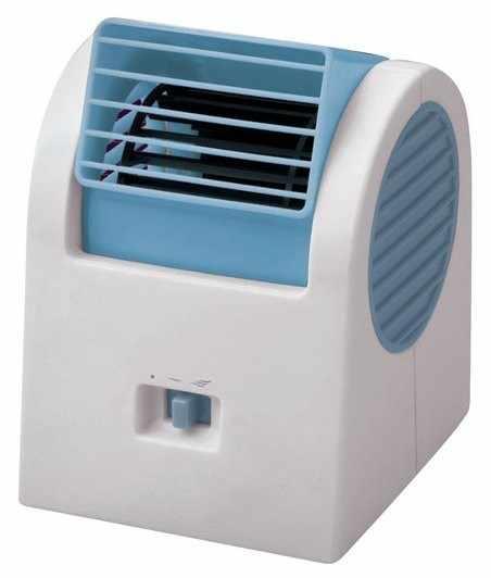 Настольный вентилятор 6