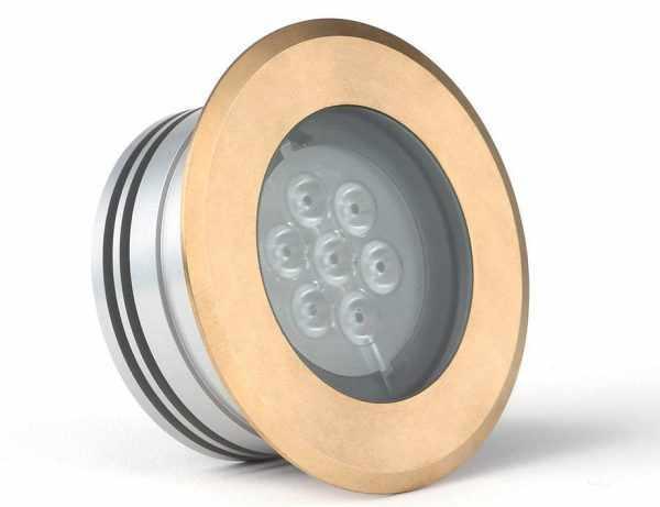 Точечный LED-светильник для пола
