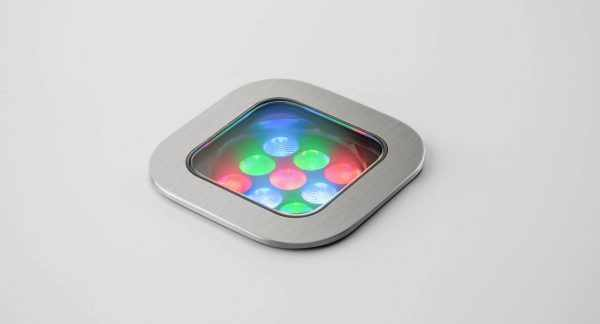 Многоцветный светильник с поддержкой RGB-технологии