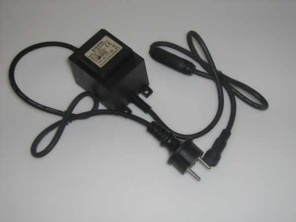 Контроллер с блоком питания для светодиодной гирлянды