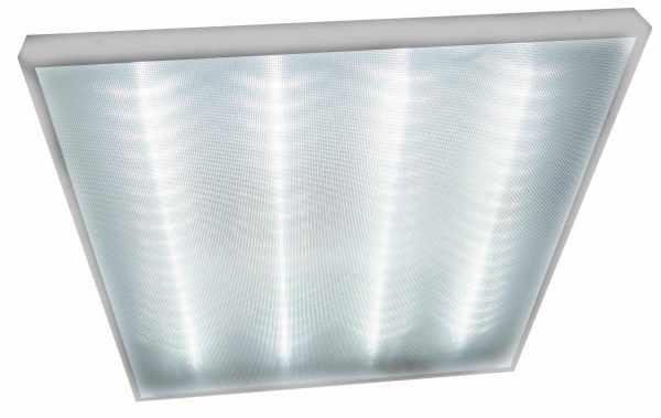 Устройство потолочного светильника Армстронг