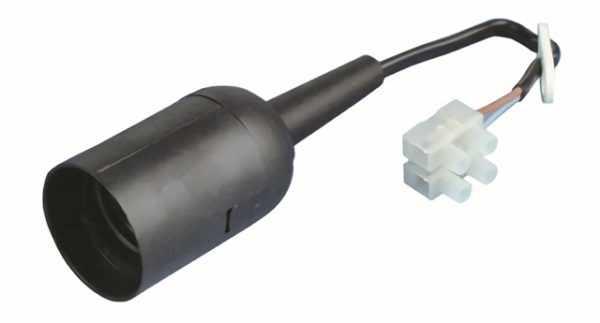Патрон для ламп с клеммами