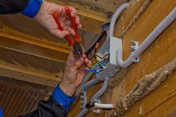 Ошибки при монтаже электропроводки