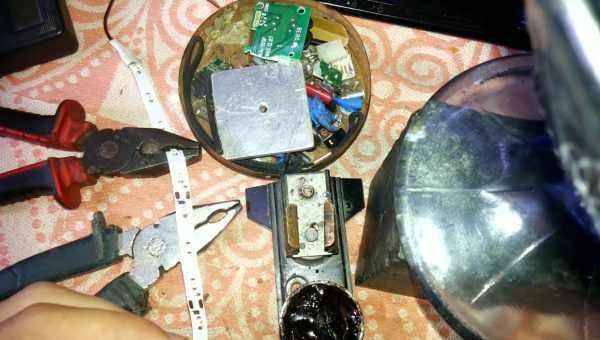 Инструменты для ремонта светодиодной ленты