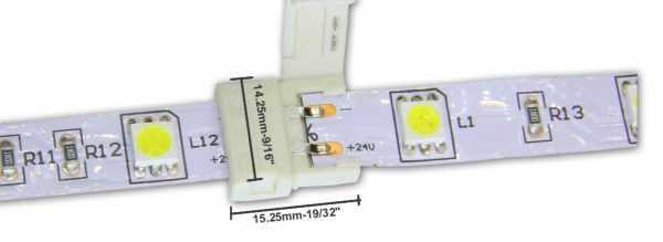 Выход из строя светодиодной ленты из-за некачественного коннектора