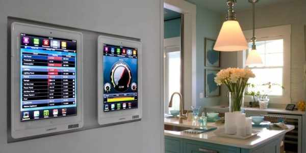 Комплексная система контроля инженерных сетей дома