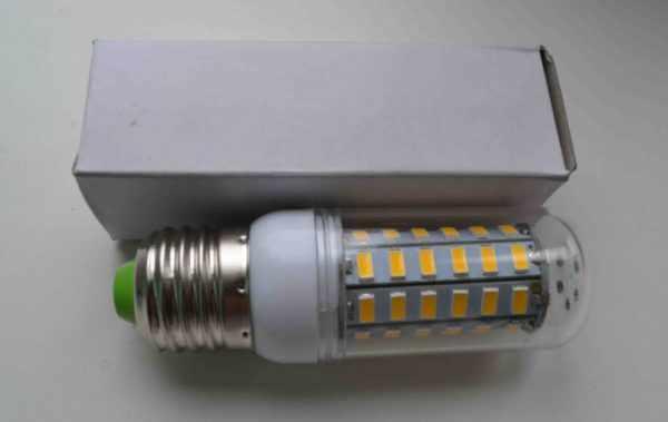 Светодиодная лампа Кукуруза